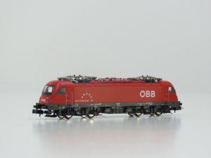 Schaal N-spoor Hobbytrain H2710 el.loc #1003