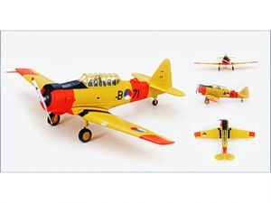 """1:72 HOBBY MASTER Noorduyn AT-6 Texan Harvard IIB Royal Netherland AF Historical Flight """"B-17"""" #23"""