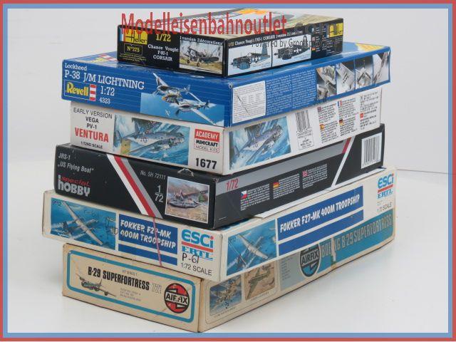 1:48/1:72 Japan set 6 St. Heller215, Revell4323, Academy1677, Hobby72111, Monogram7546, Airfix7001 #88